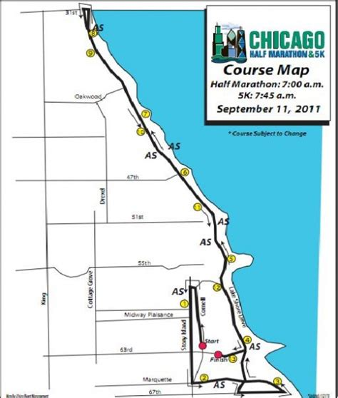 chicago marathon elevation map 2016 chicago half marathon 2016 2017 date registration