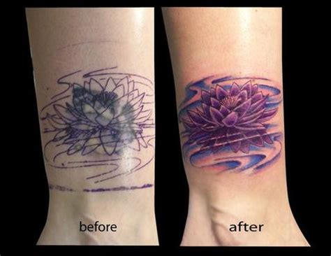 10 amazing wrist tattoo cover ups before amp after