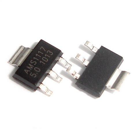 Ams1117 18v Smd Regulator Sot 223 ams1117 5v sot223 800ma low dropout voltage regulator ams
