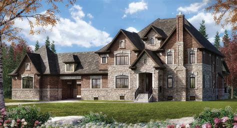 new homes in brton and kleinburg by skyhomes