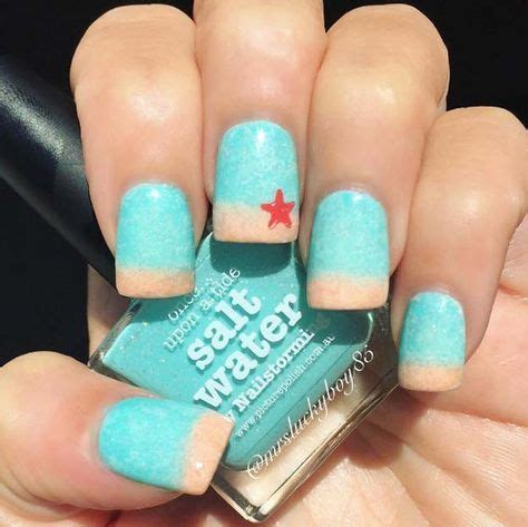 Easy Nail by Simple Tropical Nail Www Pixshark Images