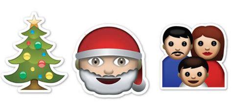 los nuevos emojis  utilizaras estas navidades blog  tuin