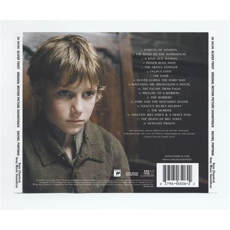 Ost Oliver oliver twist original soundtrack portman mp3 buy tracklist