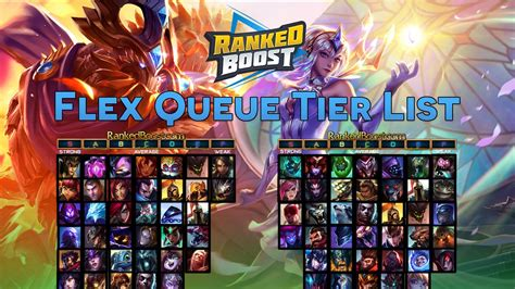 mobile legends tier list ranked boost tier list news guides services