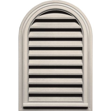 builders edge 22 in x 32 in top gable vent in