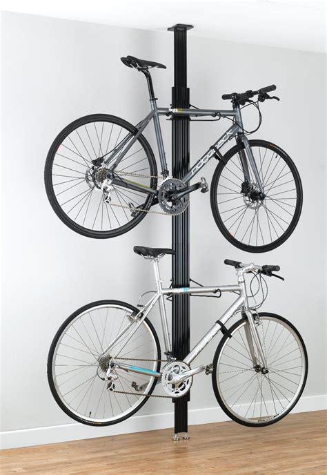Garage Ceiling Bike Storage by Bike Storage Racks Bike Lifts Family Bicycle Racks
