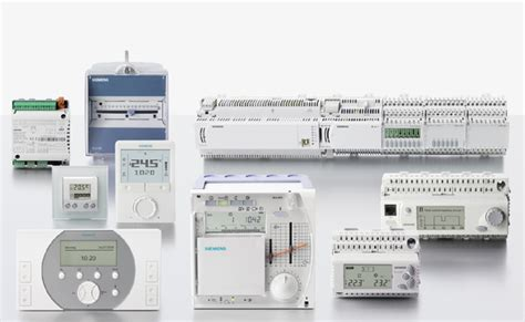 hvac controller from siemens for optimum room climate
