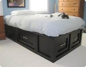 Diy Pottery Barn Bed Black Twin Storage Bed