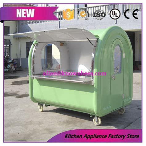 best quality food processor food trailer mobile kitchen truck for sale best quality
