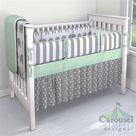 grey elephant crib bedding 17 best ideas about elephant crib bedding on pinterest