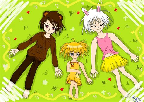 Correction Brown Cony Sally line brown sally and cony nap time by princessmelanie145 on deviantart