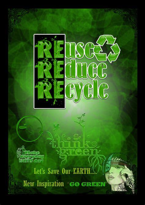 Ac Go Green reuse reduce recycle darmajaya