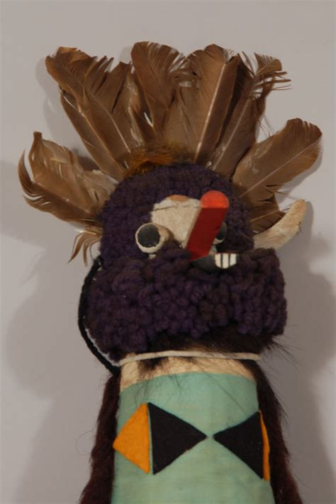 kachina katsina dolls zuni pueblo traditional