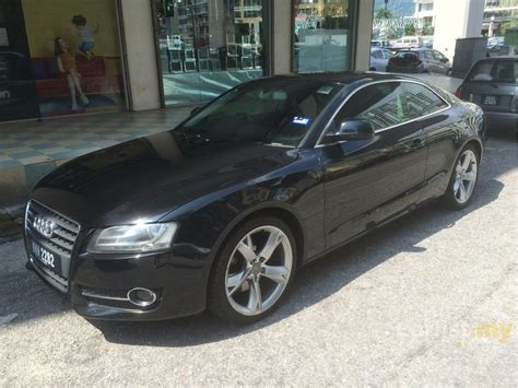 Audi A5 Coupe 1 8 Tfsi by Audi A5 2008 Tfsi 1 8 In Selangor Automatic Coupe Black