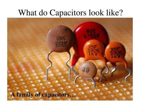 what does capacitor leakage look like ppt capacitors powerpoint presentation id 6134350