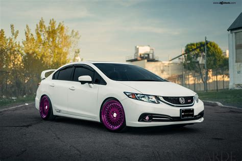 honda civic si modified honda civic si white cars modified wallpaper 1600x1068
