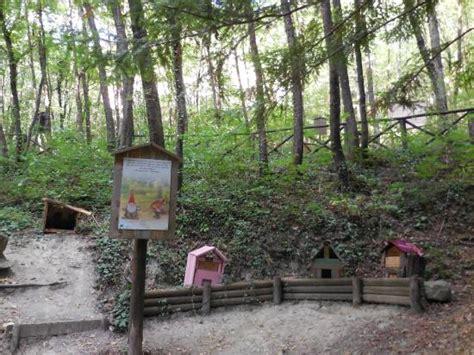 percorso gnomi bagno di romagna percorso foto di sentiero degli gnomi bagno di