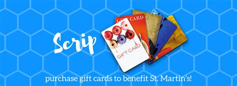 Scrip Gift Card - gift cards scrip cards available st martin in the fields episcopal churchst