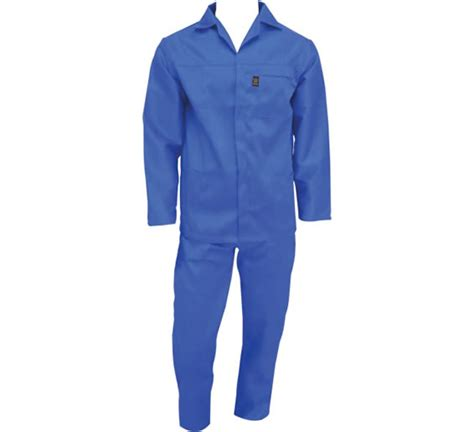 Overall Blue royal blue overall conti suit sims safety wear