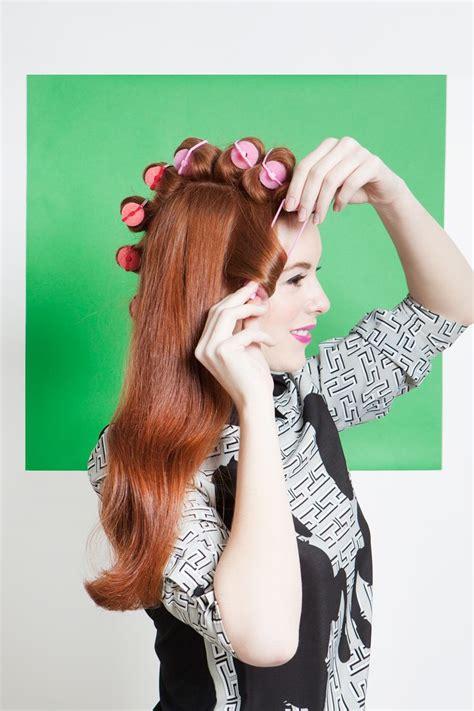 coke blowout hairstyle best 25 foam rollers hair ideas on pinterest del re