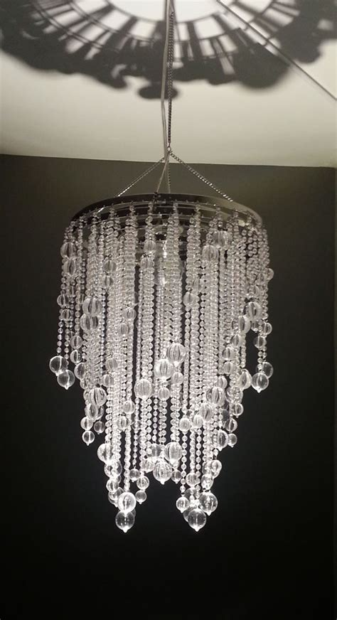 Event Chandeliers Combo Chandelier Small Acrylic Drop Chandelier Decker Event Decor Direct