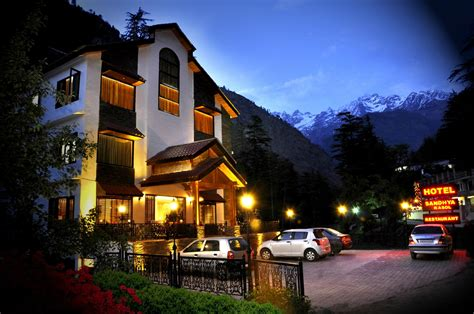 Hill Country Dining Room by Hotel Sandhya Kasol Himachal Pradesh Hotel Reviews
