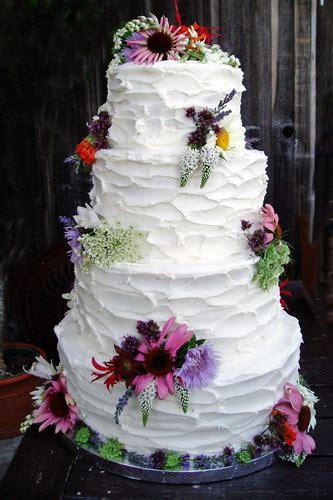 Flower Garden Cake Ideas Wedding Flowers From My Garden Wedding Cake Ada Of Course