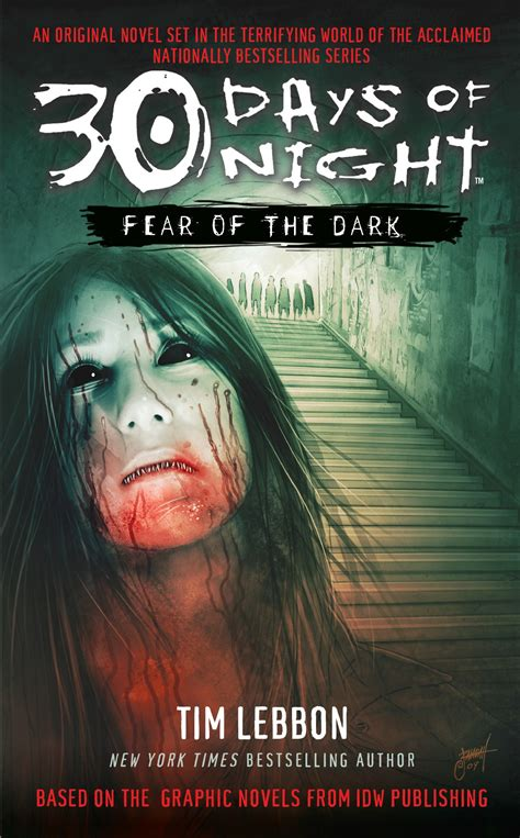 30 days of fear of the tim lebbon horror