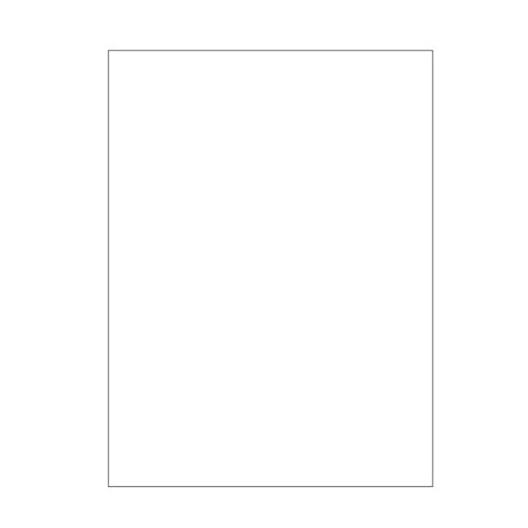 Black Outlined Rectangle by Rectangle Outline Transparent Images