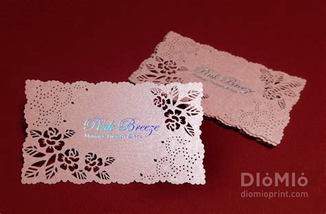 Utica Av Architecture Business Cards Diomioprint Lace Templates For Cards