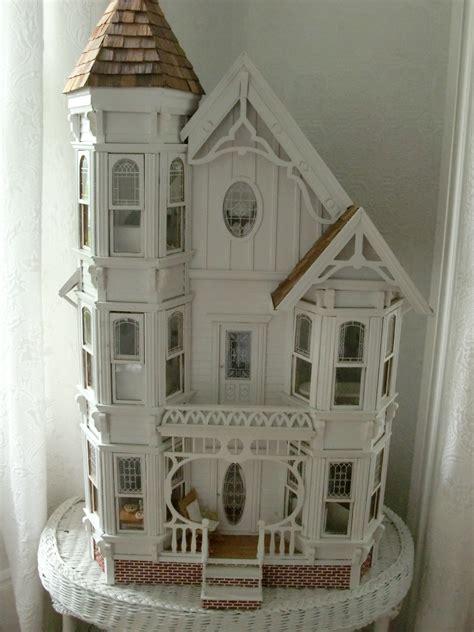 shabby chic dollhouse dolls house houses pinterest
