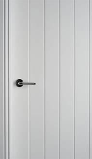 mexicano white primed door 40mm doors white