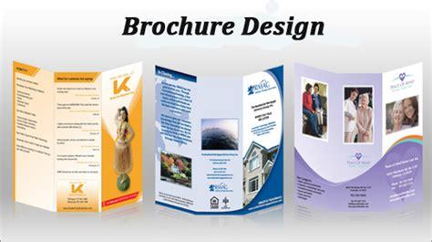 design your leaflet online website designing development brochure design