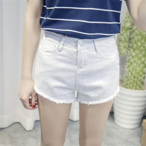 Hotpants Wanita 1 denim wanita size l white jakartanotebook