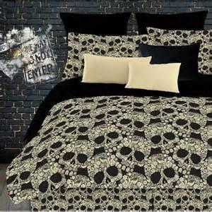 skull bedding for comforter set xl