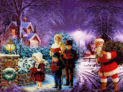 imagenes bonitas de paisajes de navidad el rincon magico de gif gif de navidad