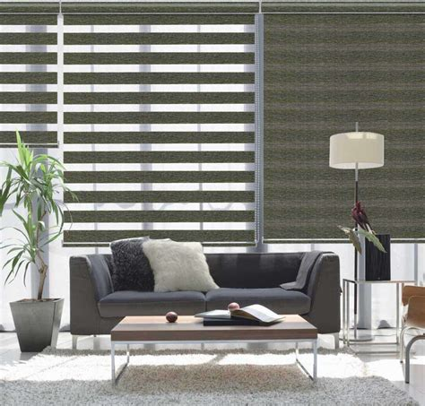 Shade Curtains Outdoor Day And Night Blinds Singapore Dual Shade Blinds Zebra