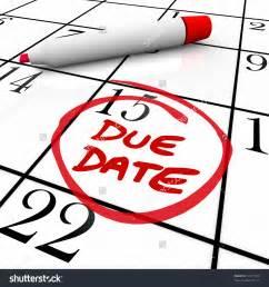 Due Date Calendar Due Date Calendar 2017 Calendar Printables