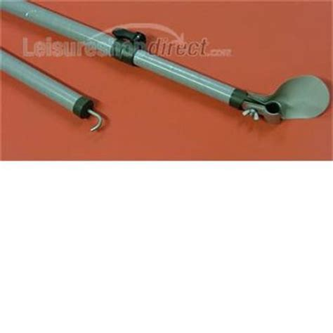 isabella awning pole spares ixl ax rafter pole for ventura standard awnings spare