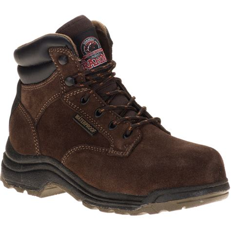 walmart work shoes brahma womens work boots walmart