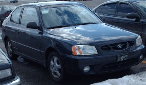 2002 Hyundai Accent Hatchback by File 00 02 Hyundai Accent Hatchback Jpg Wikimedia Commons