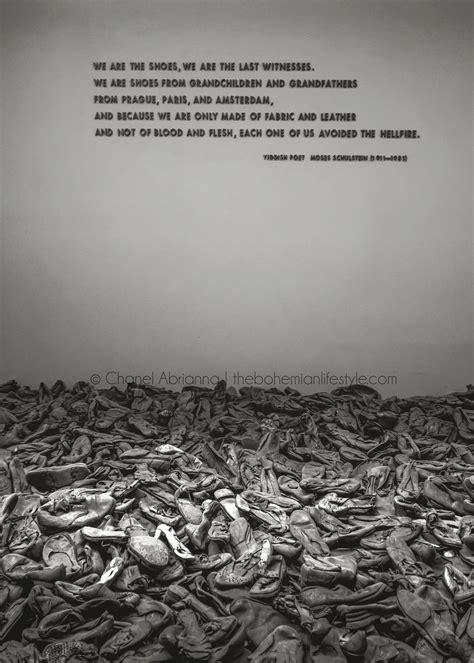 shoe room holocaust museum holocaust memorial museum the bohemian lifestyle