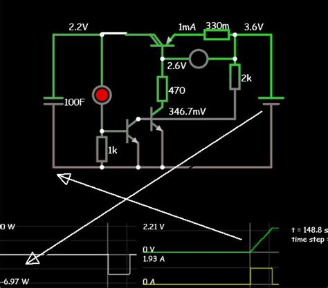 capacitor charging limit charger how to limit voltage charge of supercapacitor electrical engineering stack exchange
