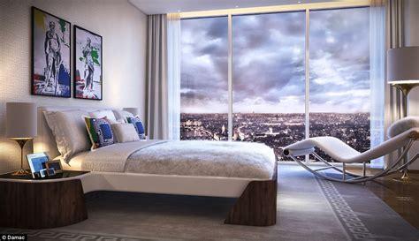 versace  design apartments   million tower