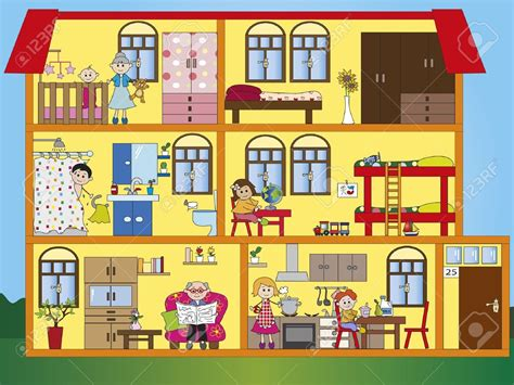 House In Clipart