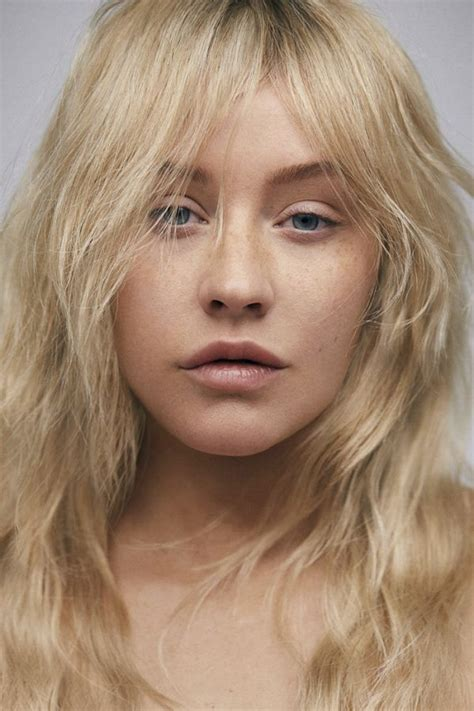 Aguilera Is Probably by Aguilera Is Almost Unrecognizable Without Makeup