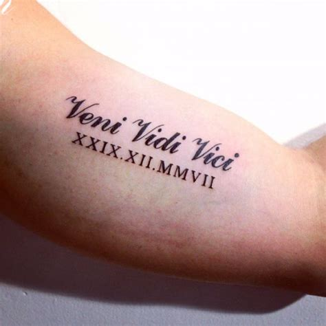 tattoo en latin 17 veni vidi vici tattoo ideas and designs with pictures