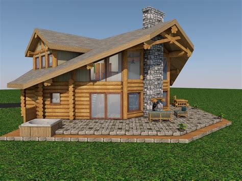 log cabins for in washington state 960 sq ft log cabin