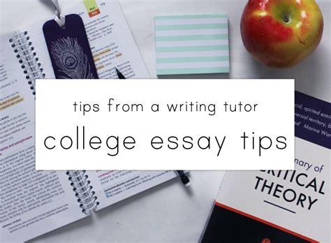 Essay Writing Tutor by Samanthability College Essay Writing Tips Samanthability