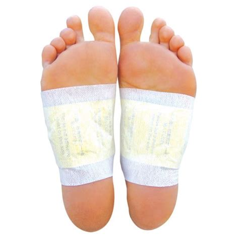 And Barrett Detox Foot Patches by Here S How You Can Flush Out All Your Toxins Through